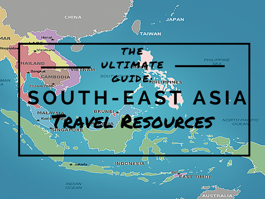 Map Of Southeast Asia Japan And Malaysia.The Ultimate Travel Resource Guide For South East Asia