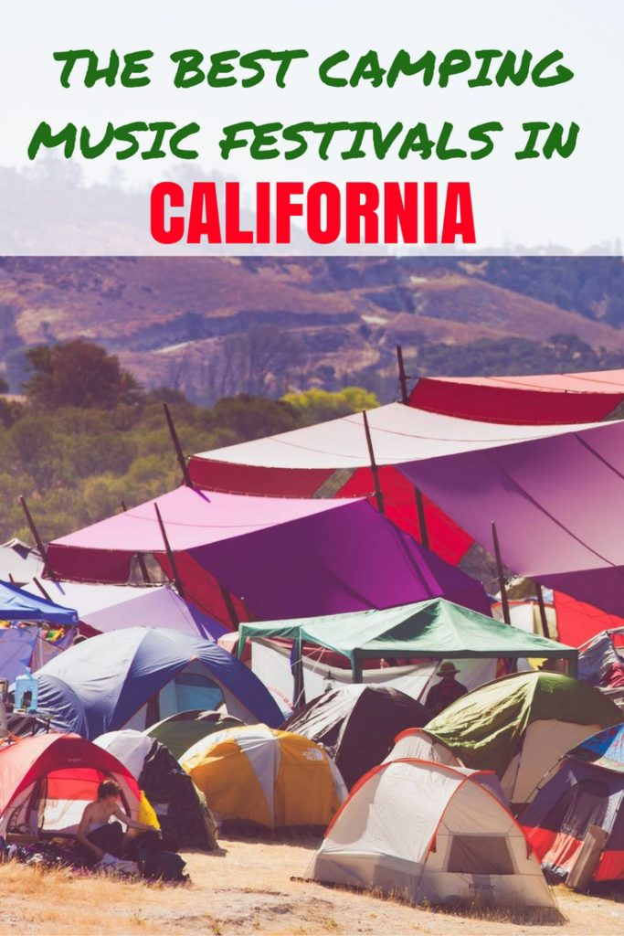 The 10 Best Camping Music Festivals in California   Upcoming