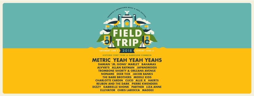 Canada Festivals 2018