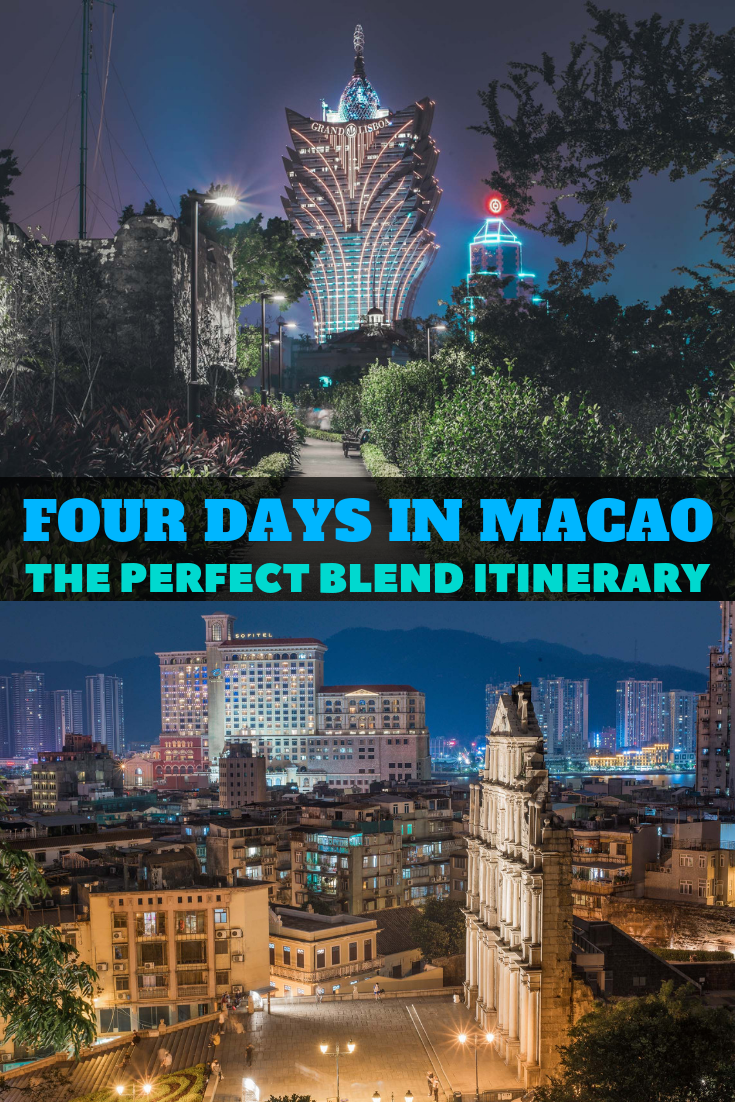 Four Days in Macao