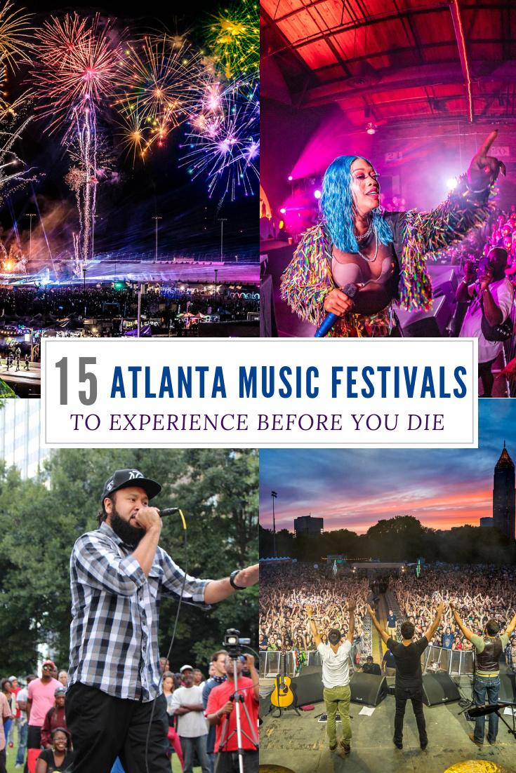 Best Music Festivals in Atlanta