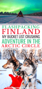 Flashpack Finland Review