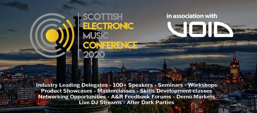 Scotland Music Festivals 2020
