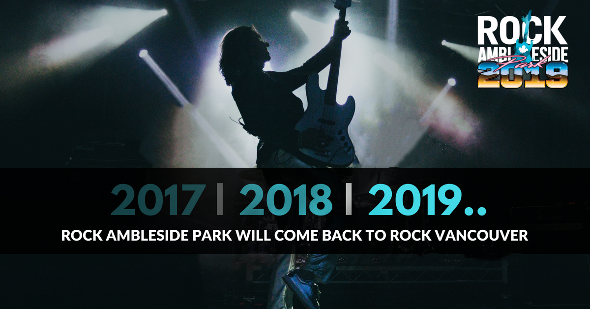 Rock Festivals in Vancouver British Columbia