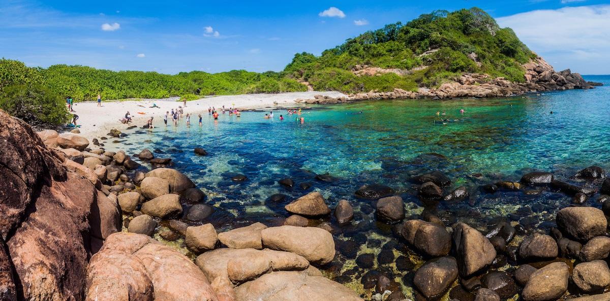 Unique Beaches in Sri Lanka