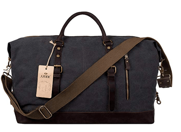 Weekend Duffel Bag - Travel Gifts for Men