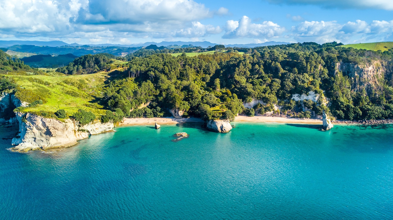 Coromandel Peninsula- North Island of New Zealand