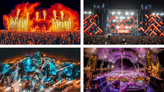 Best European Music Festivals 2020
