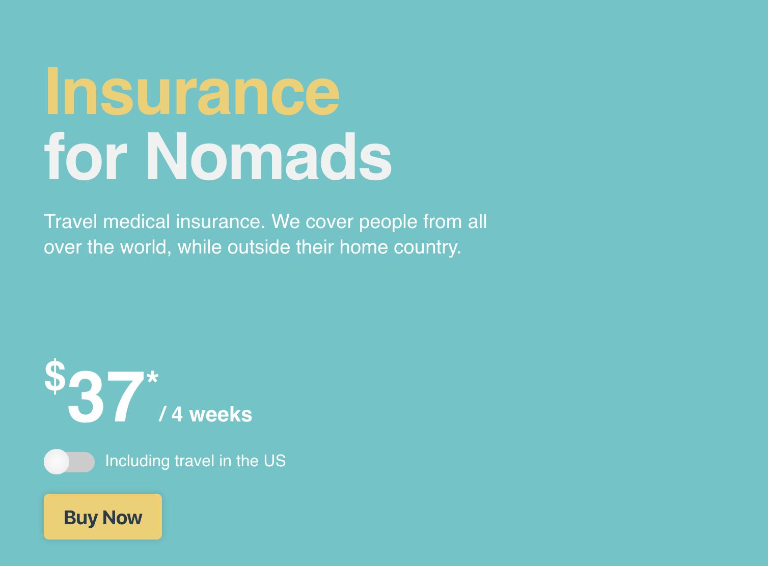 Travel Insurance for Thailand