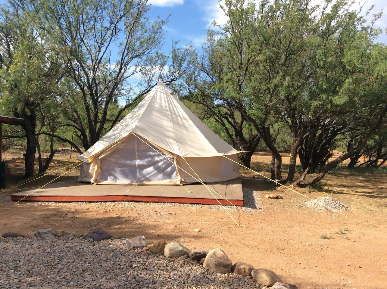 Arizona Glamping For Couples